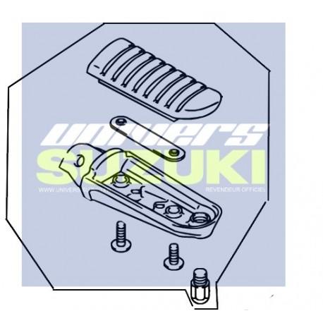 REPOSE PIED COMPLET AV G DL650 K5