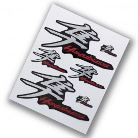 HAYABUSA PREMIUM STICKER SET