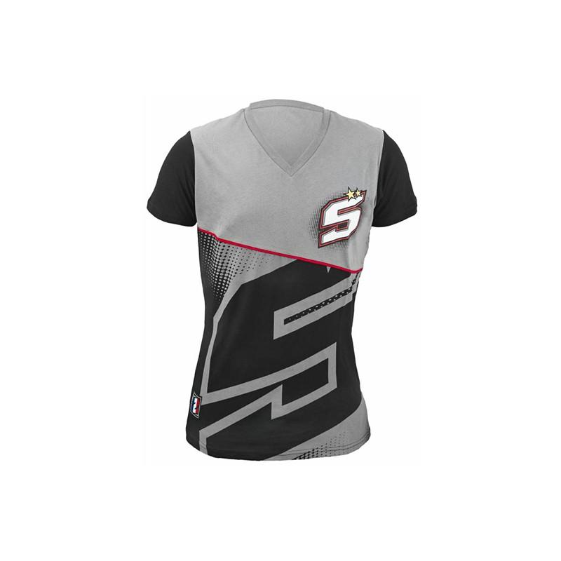 Achat t shirt zarco 5 femme UNIVERS SUZUKI ed9300f02806