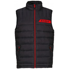 BODYWARMER TEAM NOIR