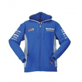 SWEAT A CAPUCHE HOMME MOTO GP 2020