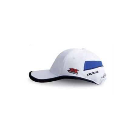 CASQUETTE GSX-R WHITE