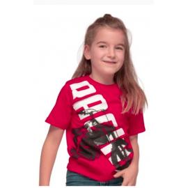 KIDS T-SHIRT RED